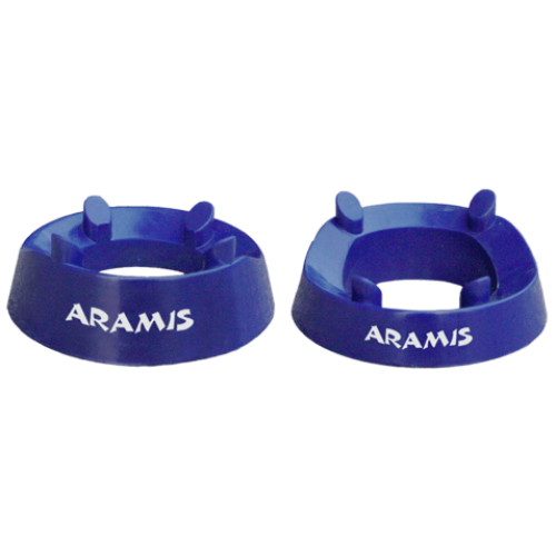 Kicking Tee - Blue (low) - Aramis Kicking Tees manufacturer ARAMIS Seller - Aramis Rugby - www.AramisRugby.co.uk
