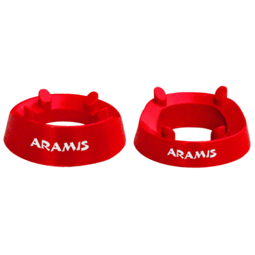 Kicking Tee - Red (high) - Aramis Kicking Tees manufacturer ARAMIS Seller - Aramis Rugby - www.AramisRugby.co.uk