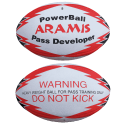 Pass-Developing Balls