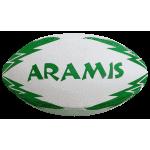 "Midi Rugby Ball - 20cm (8"") - Aramis Rugby Balls manufacturer ARAMIS Seller - Aramis Rugby - www.AramisRugby.co.uk"