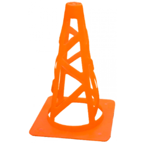 "Pop-up Training Cones - 30cm (12"") Set of 20 - Aramis Cones & Grid Markers manufacturer ARAMIS Seller - Aramis Rugby - www.AramisRugby.co.uk"