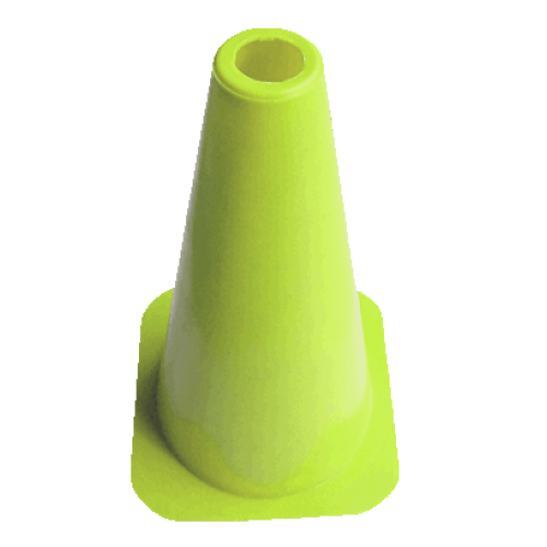 "Solid Training Cones - 23cm (9"") Set of 20 - Aramis Cones & Grid Markers manufacturer ARAMIS Seller - Aramis Rugby - www.AramisRugby.co.uk"