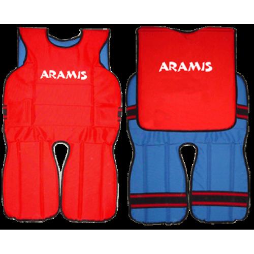 Contact Tackle Suits - SENIOR - Aramis Tackle Suits & Vests manufacturer ARAMIS Seller - Aramis Rugby - www.AramisRugby.co.uk