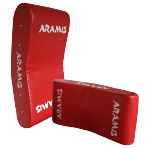 Superior Curved Tackle Shields - SENIOR - Aramis BLACK FRIDAY manufacturer ARAMIS Seller - Aramis Rugby - www.AramisRugby.co.uk