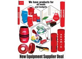 Looking for a new Equipment Supplier ?