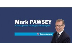 Mark Pawsey MP extends support to Aramis Rugby