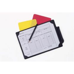 Referee Cards - with Pencil Holder
