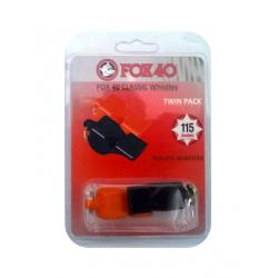 FOX 40 Twin Pack Whistles