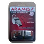 Official Referee Whistle - with Lanyard - Aramis Whistles manufacturer ARAMIS Seller - Aramis Rugby - www.AramisRugby.co.uk