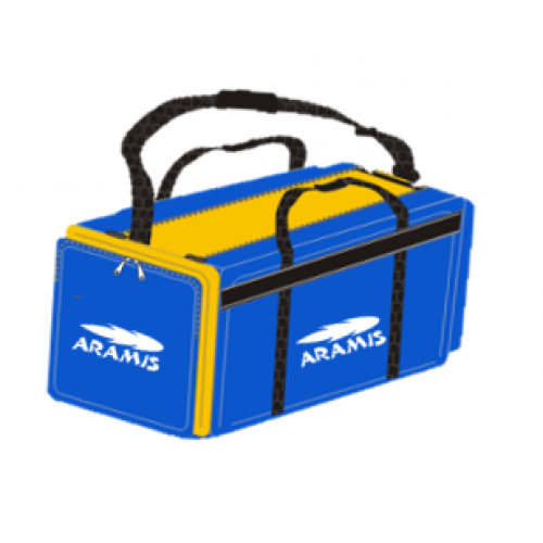 Individual Kitbag Holdall - Small - Aramis Bags & Holdalls manufacturer ARAMIS Seller - Aramis Rugby - www.AramisRugby.co.uk