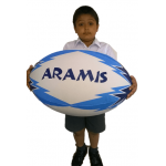 "Super Giant Rugby Ball - Super Jumbo 76cm (30"") - Aramis Super Sized Balls manufacturer ARAMIS Seller - Aramis Rugby - www.AramisRugby.co.uk"