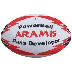Rugby Pass Developer (1.3kg) - Size 4