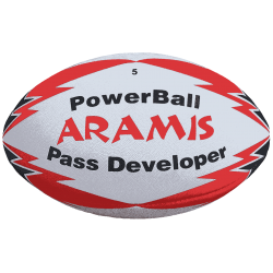 Rugby Pass Developer (1.5kg) - Size 5