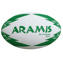 RX-9 Trainer Rugby Ball - Size 4