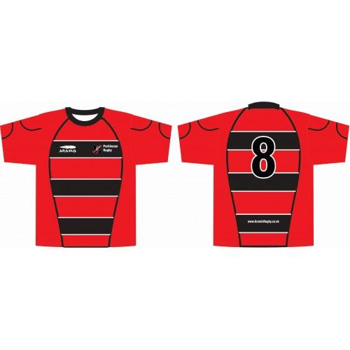 Parkhouse - U7  Reversible Shirt 2018/2019 - Aramis Park House Football Club manufacturer ARAMIS RUGBY Seller - Aramis Rugby - www.AramisRugby.co.uk