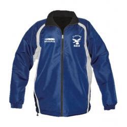 Coaches Jacket - Fleece lined - Showerproof - Full Zip - Custom made