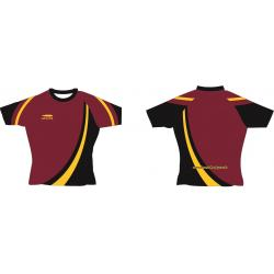 Rugby Playing Shirts - Design2 Match Rice Knit