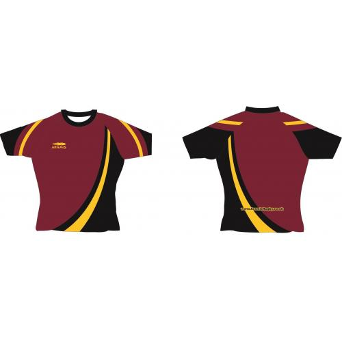 Rugby Playing Shirts - Design2 Club Pea Knit - Aramis Club Pea Knit £18.50 manufacturer ARAMIS RUGBY Seller - Aramis Rugby - www.AramisRugby.co.uk