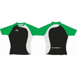 Rugby Playing Shirts - Design4 Match Rice Knit