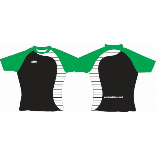 Rugby Playing Shirts - Design4 Pro Lycra Knit - Aramis Pro Lycra Knit £25.00 manufacturer ARAMIS RUGBY Seller - Aramis Rugby - www.AramisRugby.co.uk