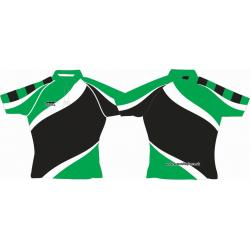 Rugby Playing Shirts - Design5 Club Pea Knit