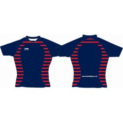 Rugby Playing Shirts - Design7 Club Pea Knit