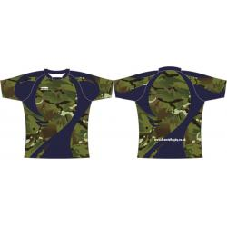 Rugby Playing Shirts - Design10 Pro Lycra Knit