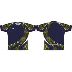 Rugby Playing Shirts - Design14 Club Pea Knit