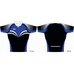 Rugby Playing Shirts - Design15 Pro Lycra Knit