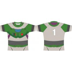 Rugby Tour Shirt - Design4 - BuzzLightyear