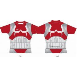 Rugby Tour Shirt - Design5 - IronMan