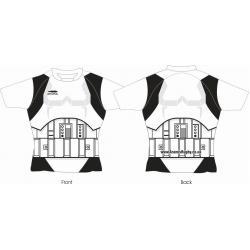 Rugby Tour Shirt - Design7 - StarWars - Trooper