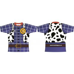 Rugby Tour Shirt - Design10 - Woody Sheriff