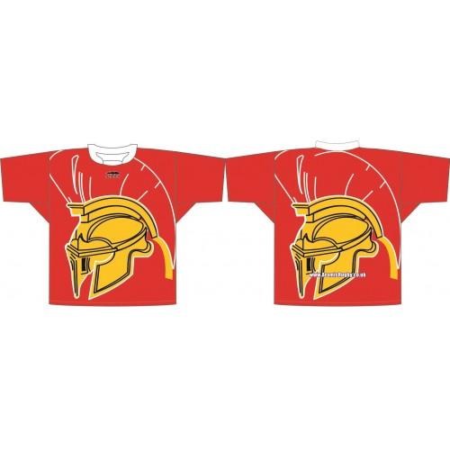 Rugby Tour Shirt - Design19 - Trojan - Aramis Tour Shirts manufacturer ARAMIS RUGBY Seller - Aramis Rugby - www.AramisRugby.co.uk