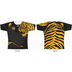 Rugby Tour Shirt - Design21 - Tiger