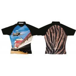 Rugby Tour Shirt - Design23 - Tiger