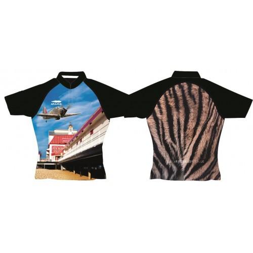 Rugby Tour Shirt - Design23 - Tiger - Aramis Tour Shirts manufacturer ARAMIS RUGBY Seller - Aramis Rugby - www.AramisRugby.co.uk