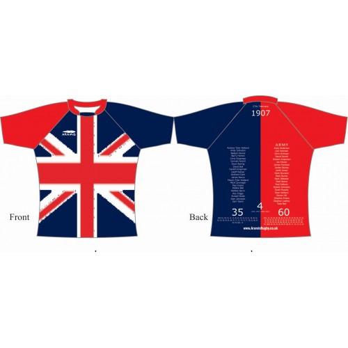 Rugby Tour Shirt - Design31 - United Kingdom - Aramis Tour Shirts manufacturer ARAMIS RUGBY Seller - Aramis Rugby - www.AramisRugby.co.uk