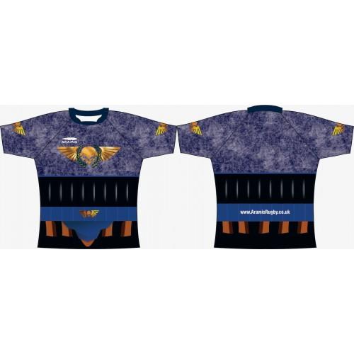 Rugby Tour Shirt - Design48 - Aramis Tour Shirts manufacturer ARAMIS RUGBY Seller - Aramis Rugby - www.AramisRugby.co.uk