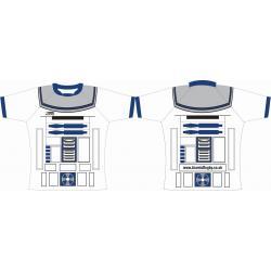 Rugby Tour Shirt - Design61 - Robot