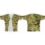 Rugby Tour Shirt - Design65 - Camouflage