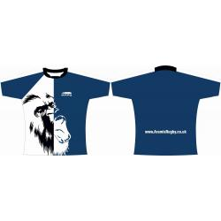 Rugby Tour Shirt - Design66 - Gorilla
