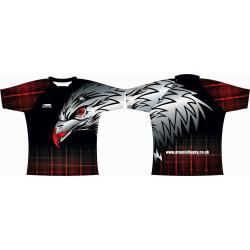 Rugby Tour Shirt - Design69 - Eagle