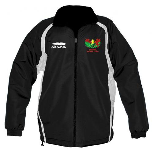 Fleece Jacket - Showerproof - Full Zip - Custom made - Aramis Coats & Jackets manufacturer ARAMIS RUGBY Seller - Aramis Rugby - www.AramisRugby.co.uk