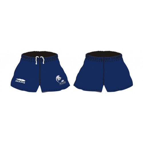 Aramis Playing Shorts - Kiwi Drill Cotton (2 pockets)- Incl Embroidery - Aramis Shorts manufacturer ARAMIS RUGBY Seller - Aramis Rugby - www.AramisRugby.co.uk