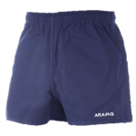 Rugby Shorts Kiwi Style Drill Cotton (2 pockets) - ADULTS - Aramis Shorts manufacturer ARAMIS RUGBY Seller - Aramis Rugby - www.AramisRugby.co.uk