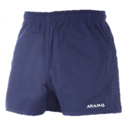Rugby Shorts Kiwi Style Drill Cotton (2 pockets) - ADULTS