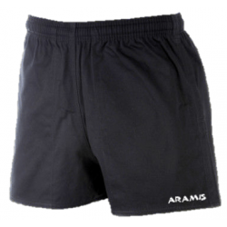 Rugby Shorts Kiwi Style Drill Cotton (2 pockets) - KIDS