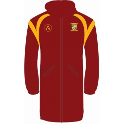 St Brendan's - Player Substitute Bench Coat - Adults