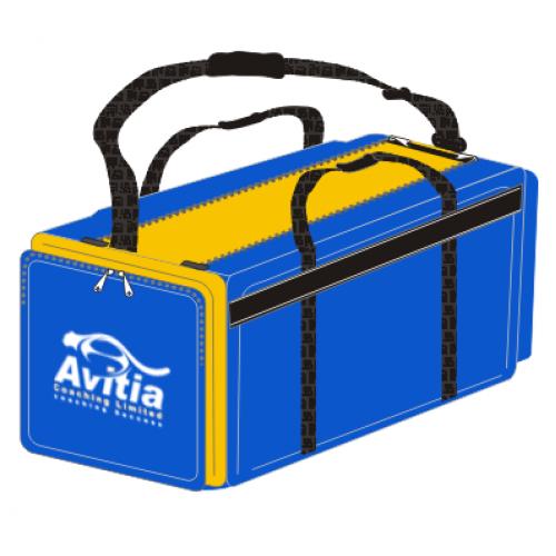 Custom Printed Individual Kitbag Holdall - Small - Aramis Custom Bags manufacturer ARAMIS Seller - Aramis Rugby - www.AramisRugby.co.uk